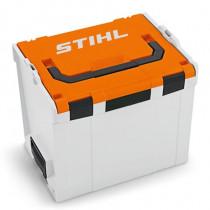 STIHL BATTERI BOX GRÅ - L