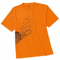 STIHL T-Shirt Dynamic Orange