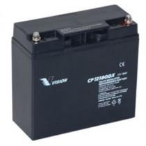 Batteri NP18-12, 12 Volt  18 Ah