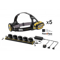 PACK OF 5 DUO Z1 HEADLAMPS