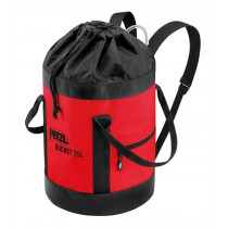 BAG BUCKET RED 25 L