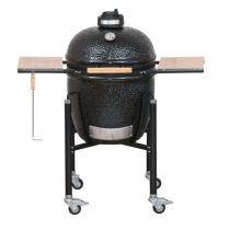 Monolith Grill Basic Black Incl. Cart+Side Tables