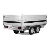 Aluminiumsidor, 2050x4200 till 6420