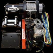 Artrax Winch 2500 Steel