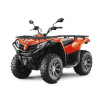 C-FORCE 450 EFI ORANGE - TRAKTOR B