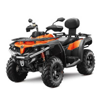 C-FORCE 600 EFI, EPS ORANGE - TRAKTOR A