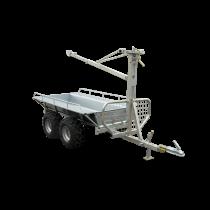 Combi trailer 1500