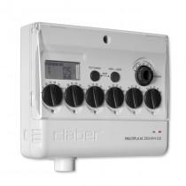 Timer Multipla AC 220/24 v LCD